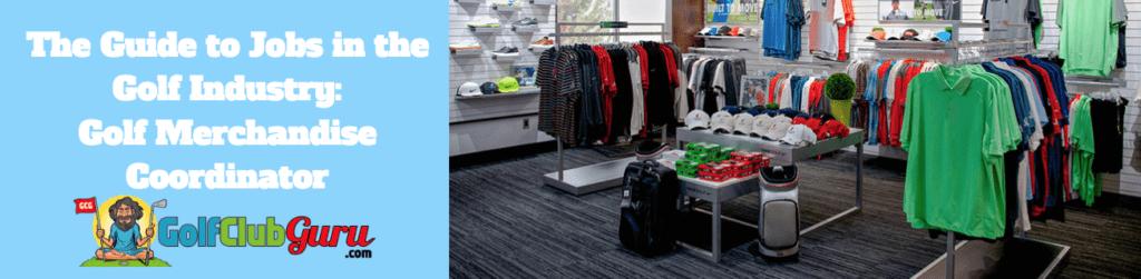 golf pro shop retail merchaniser