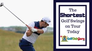shortest golf backswing swing tour