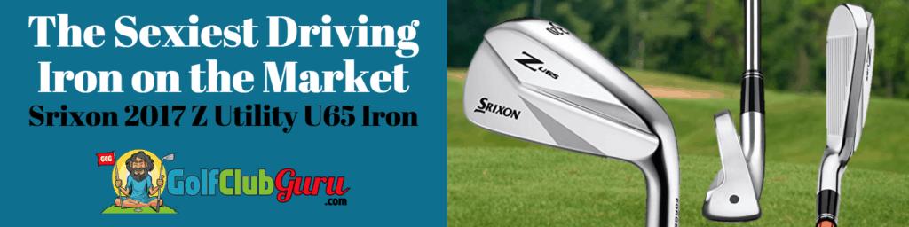 srixon u65 review utility iron