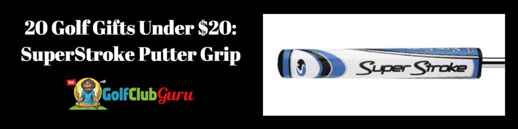 putter grip jumbo gift idea