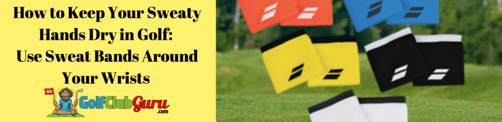 golf sweat bands