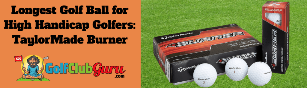 taylormade golf ball for beginner
