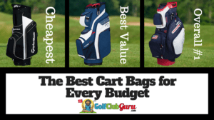 the best cart bags