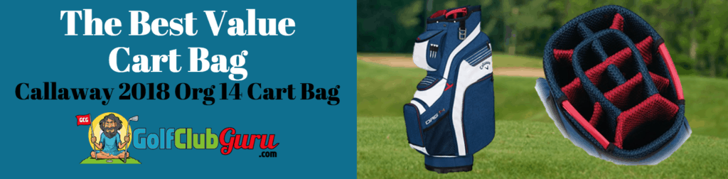 the best value cart bag