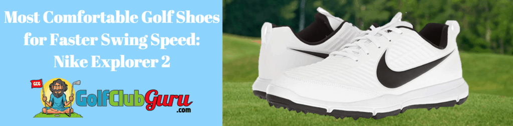 waterproof comfortable golf shoes