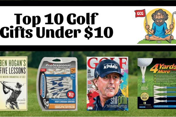 top 10 golf gifts less than $10
