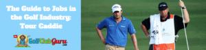 golf caddie caddy average salary