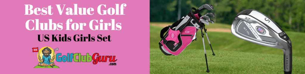 US Kids girls golf club reviews pros cons