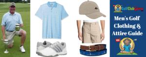 look good feel good play good golf