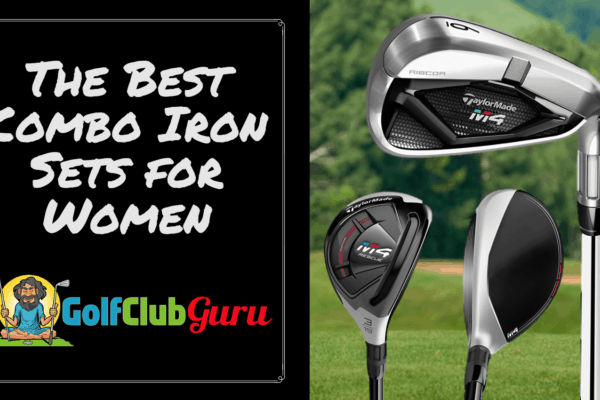 the best women's iron sets hybrids combo