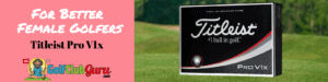 best spin golf ball women females