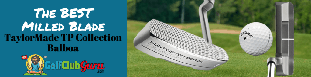 cleveland huntington beach putter milled