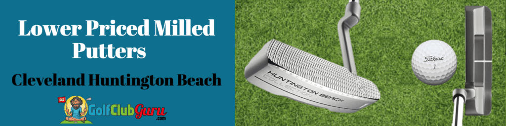cleveland huntington beach milled putter review
