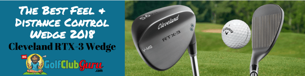 cleveland rtx-3 wedge review best feel