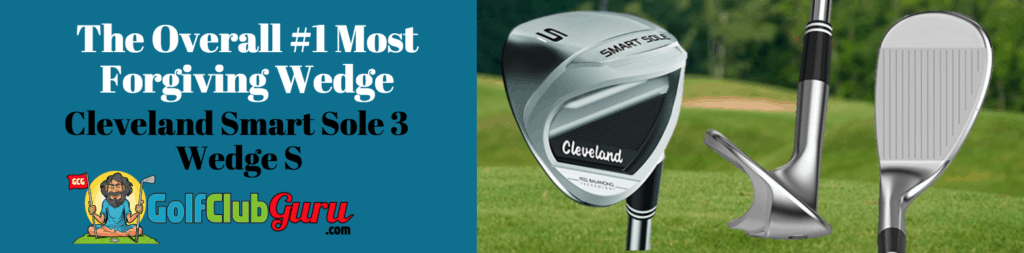 cleveland smart sole 3 wedge review
