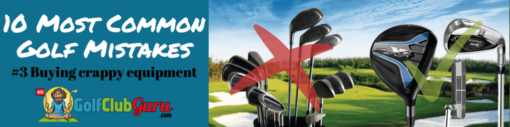 golf equipment reviews
