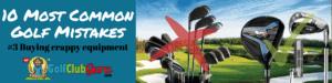 golf equipment reviews