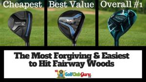 the most forgiving easiest fairway 3 wood