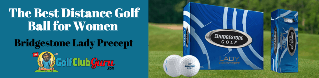 longest golf ball for women
