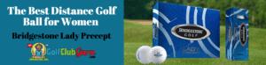 longest golf ball for women