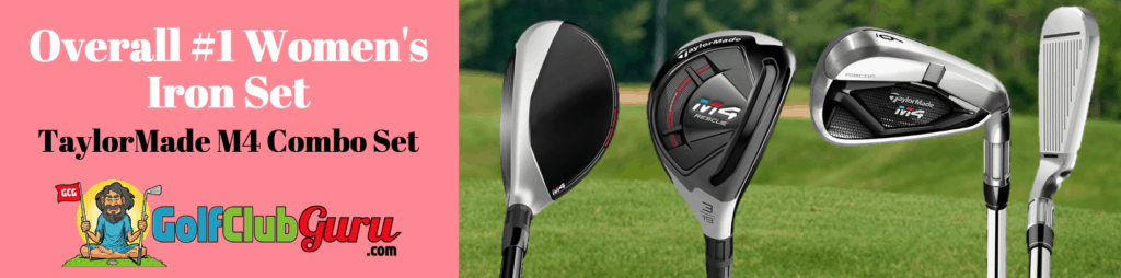 The Best Combo Iron Sets for Women (With Hybrids, Too