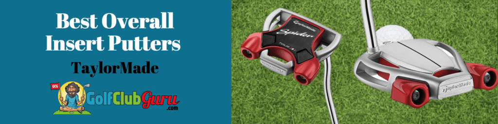 taylormade spider putter review