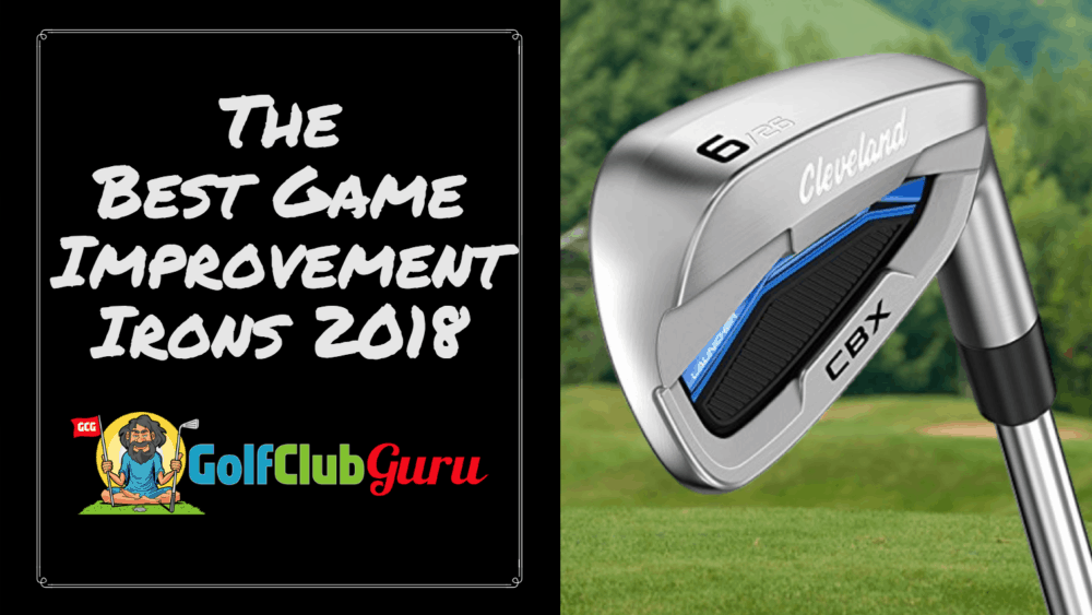 the best 2018 game improvement irons