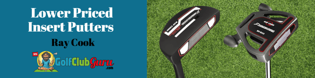 the best insert putters