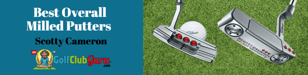 the best milled putters golf