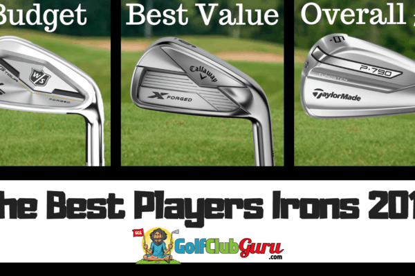 the best performing players irons 2018