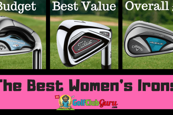 the best irons sets for women