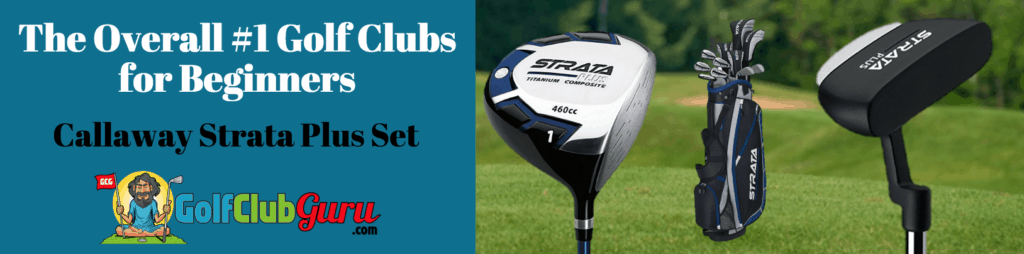 callaway strata plus review golf clubs