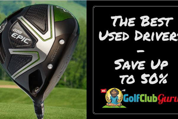 used preowned drivers for sale buy