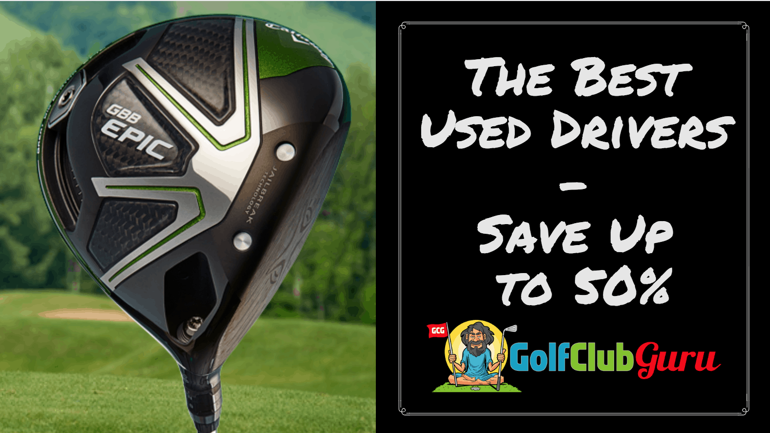 New & Used Golf Drivers For Sale at the Best Price | Golf ...