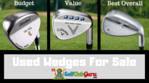 used golf wedge clubs for sale