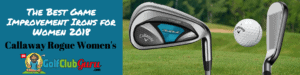 womens callaway rogue irons ladies 2018 review