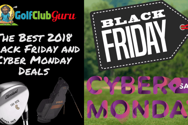 golf deals black friday cyber monday 2018