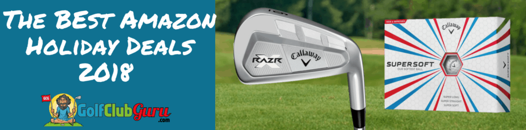 Best Golf Deals November 2018
