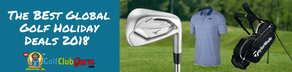 Global Golf Discount Black Friday 2018