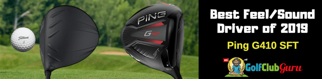Ping g410 sft driver review 2019