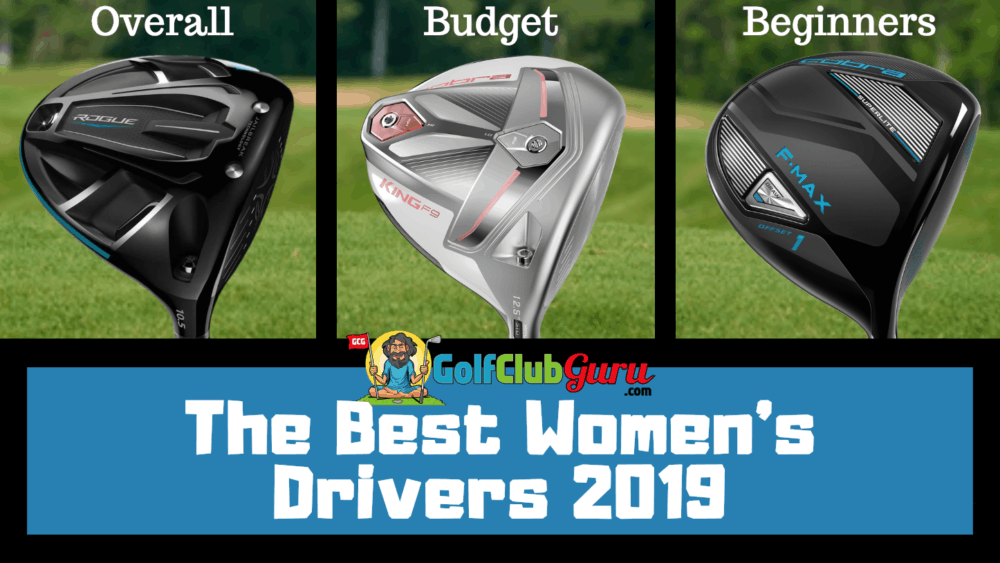 top drivers ladies 2019