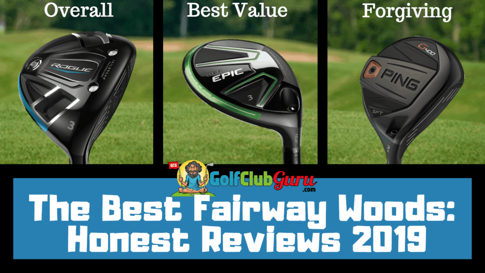 best of 2019 golf woods fairway
