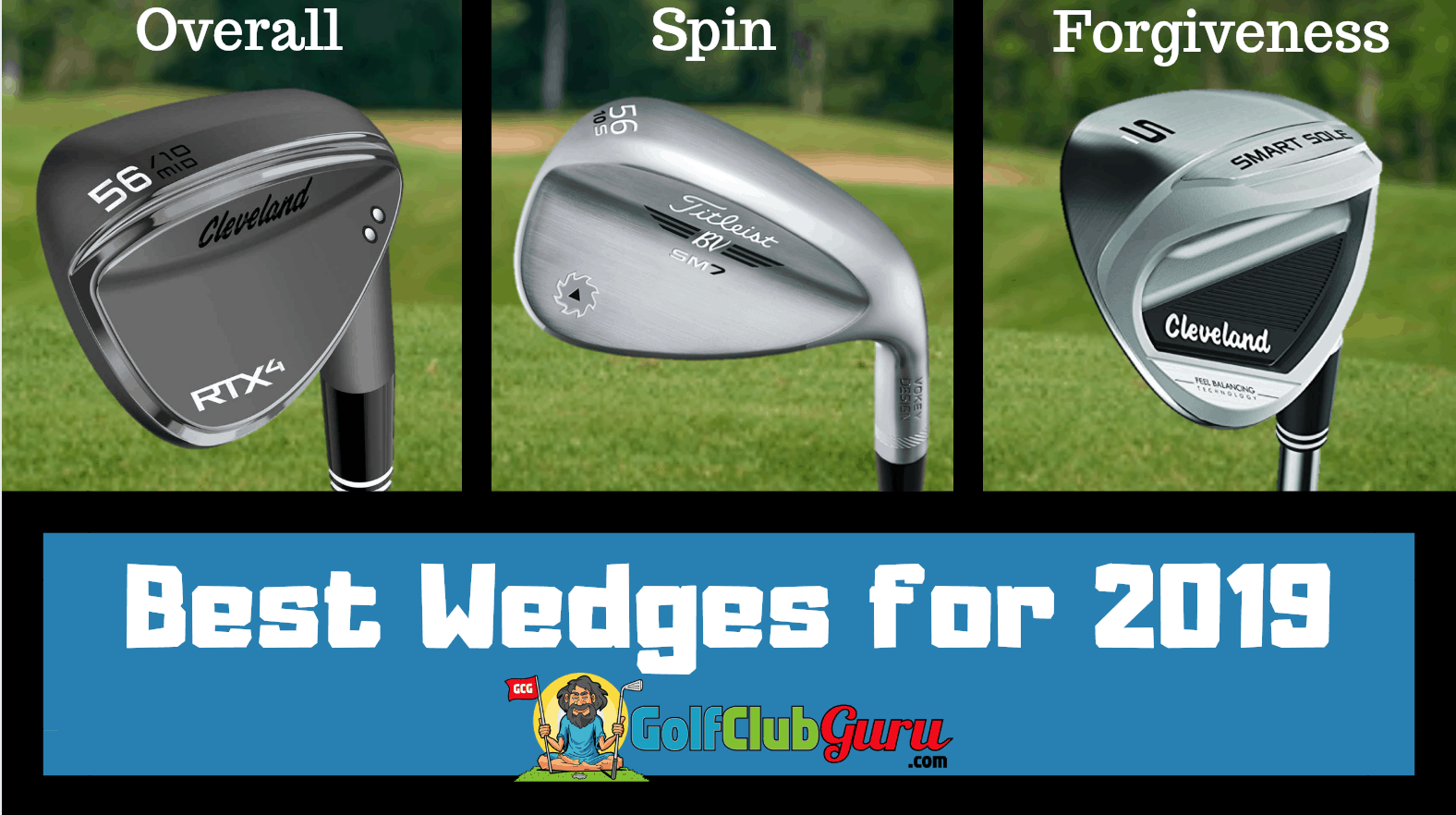 c236fbb874a The Best Performing Wedges 2019 | Golf Club Guru