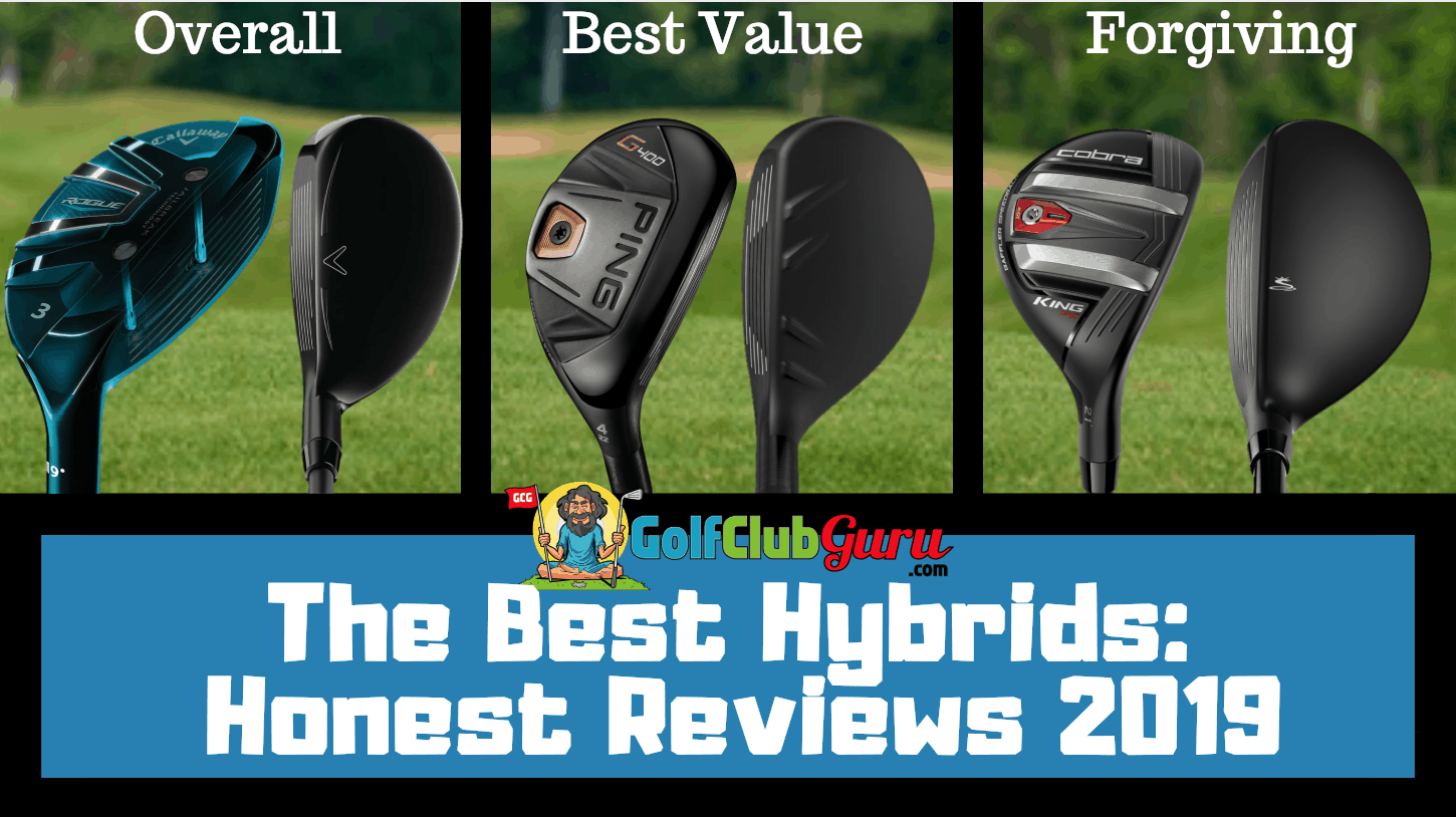 The Best Hybrids 2019 Golf