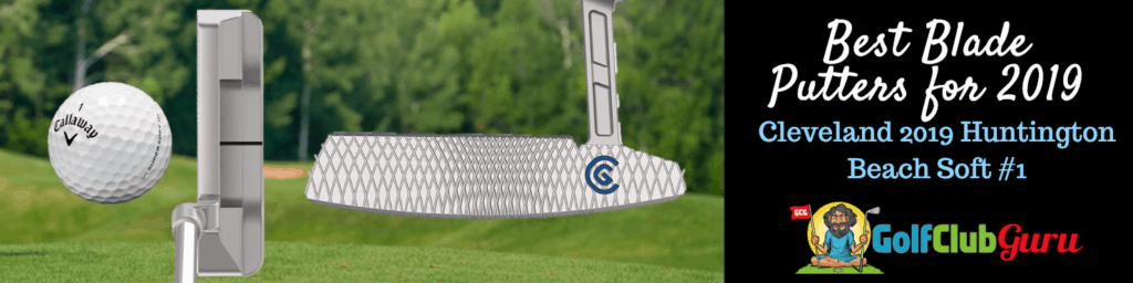 cleveland soft huntington blade putter