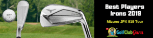 best feel forged players irons 2019