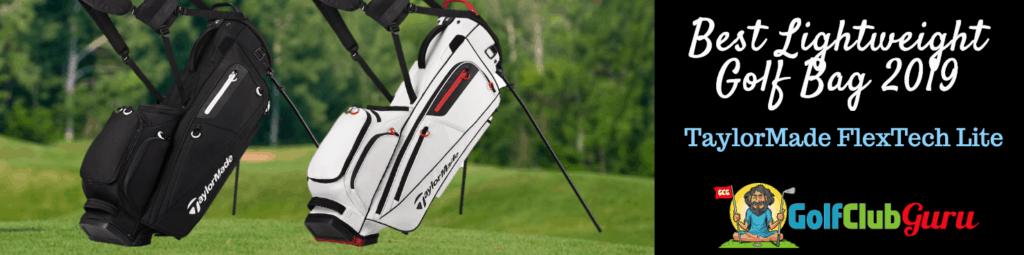 taylormade golf bag 2019