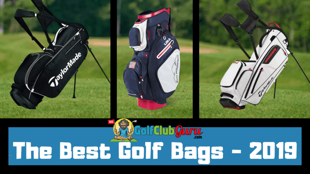 top golf bags