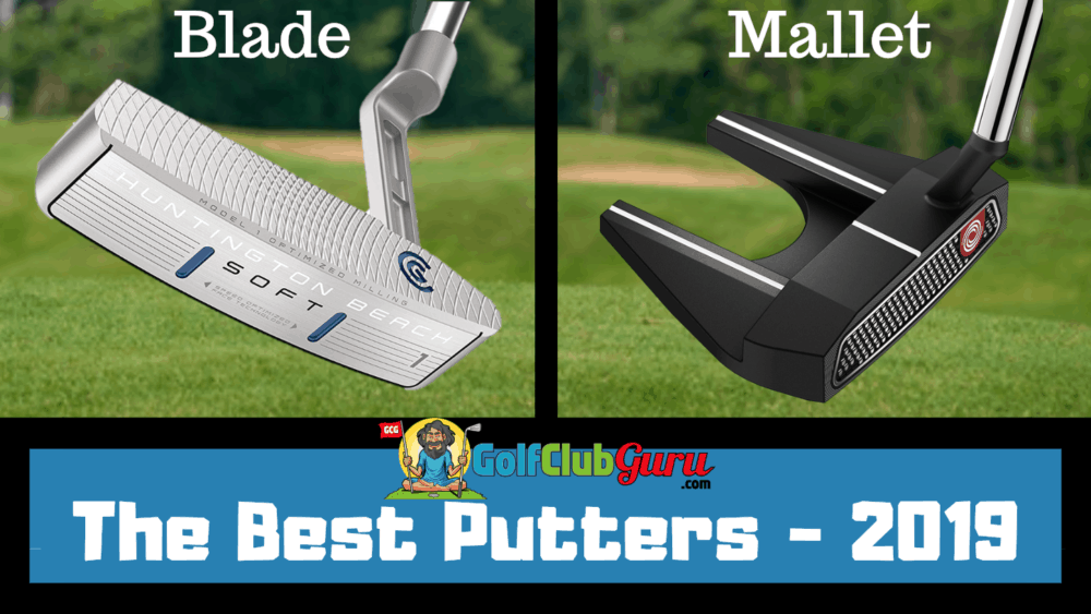 the best golf putters