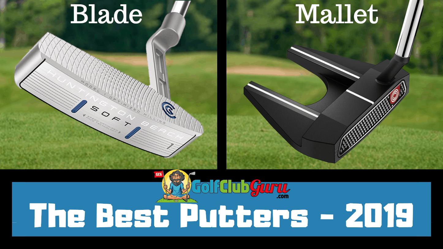 Best Mallet Putters 2019 The Top 5 Putters of 2019   Golf Club Guru
